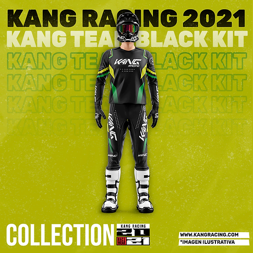 KANG TEAM BLACK KIT