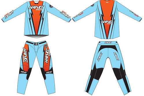 KANG MIAMI ORANGE-BLUE KANG KIT
