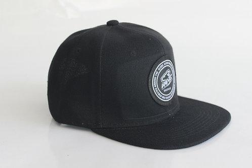 KR RACEWEAR BK/BK HAT