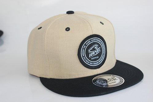 KR RACEWEAR CAMEL/BK HAT
