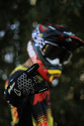 Kang Racing Gloves