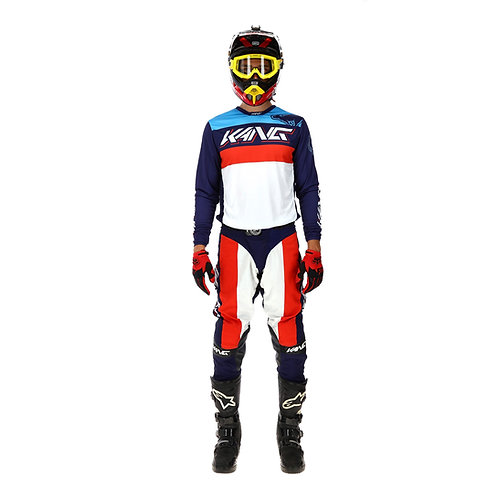 KANG TEAM BLUE/ORANGE KIT