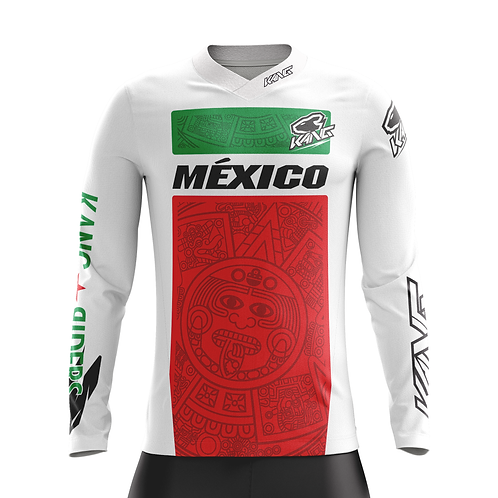 JERSEY MEXICO EDITION GREEN/WHITE/RED