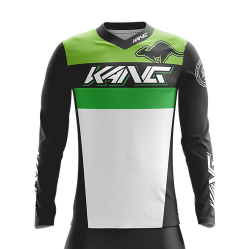 JERSEY KANG TEAM GREEN/BLACK