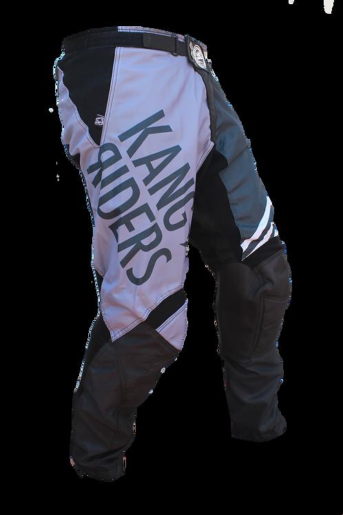 KANG PANT KANG RIDERS BLACK/GREY