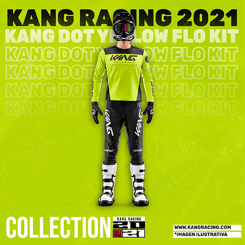 KANG DOT YELLOW FLO KIT