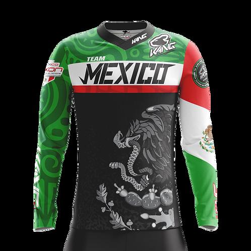 JERSEY KANG TEAM MEXICO BLACK
