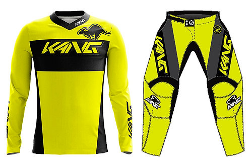KANG TEAM FLO YELLOW KIT