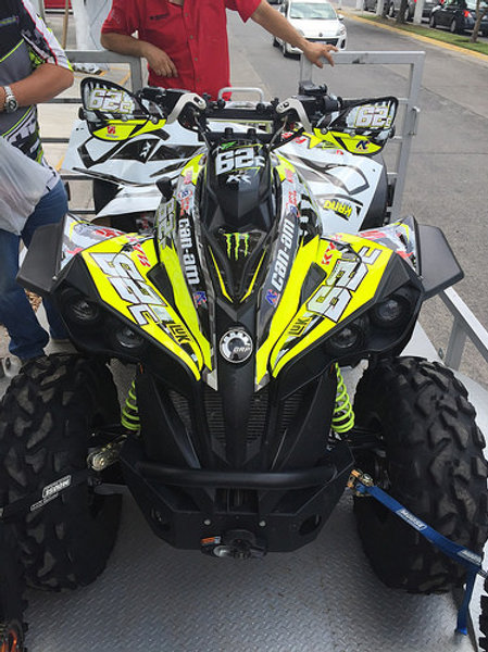 CUSTOM ATV KR GFX