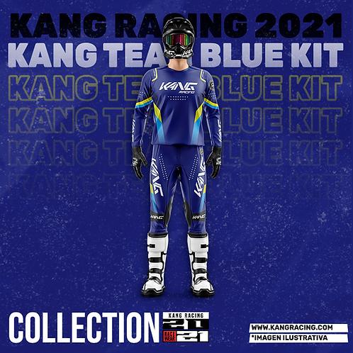 KANG TEAM BLUE KIT