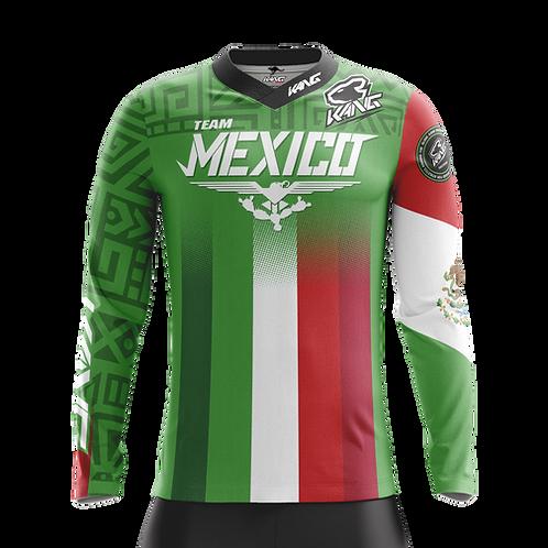 JERSEY KANG TEAM MEXICO GREEN 2020