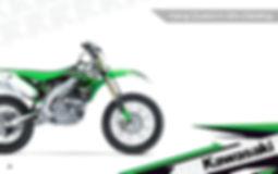Kang Racing Graphics KR GFX Kawasaki