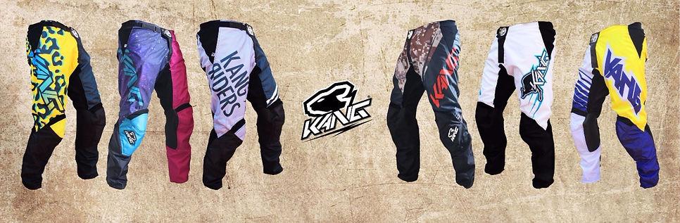 Kang Racing Pants