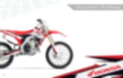 Kang Racing Graphics KR GFX Honda