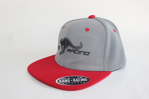 KR FLEX TYPE A GREY/RED HAT