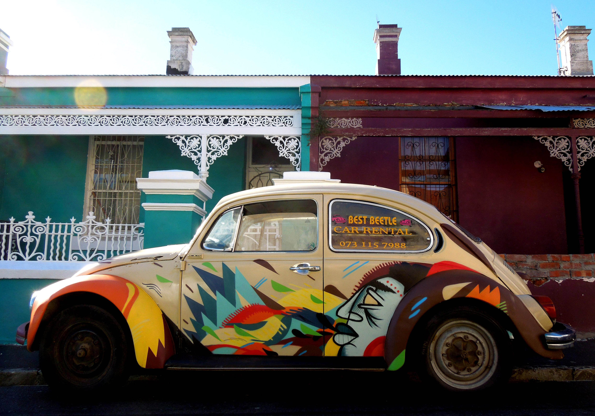 Miguel Lomet beetle project