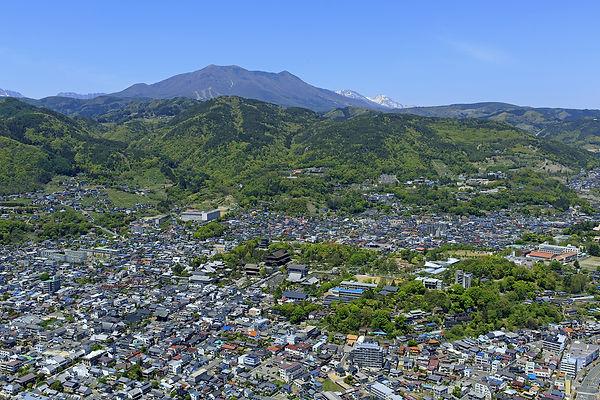 長野市善光寺周辺