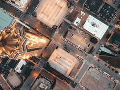overhead-aerial-shot-modern-architecture