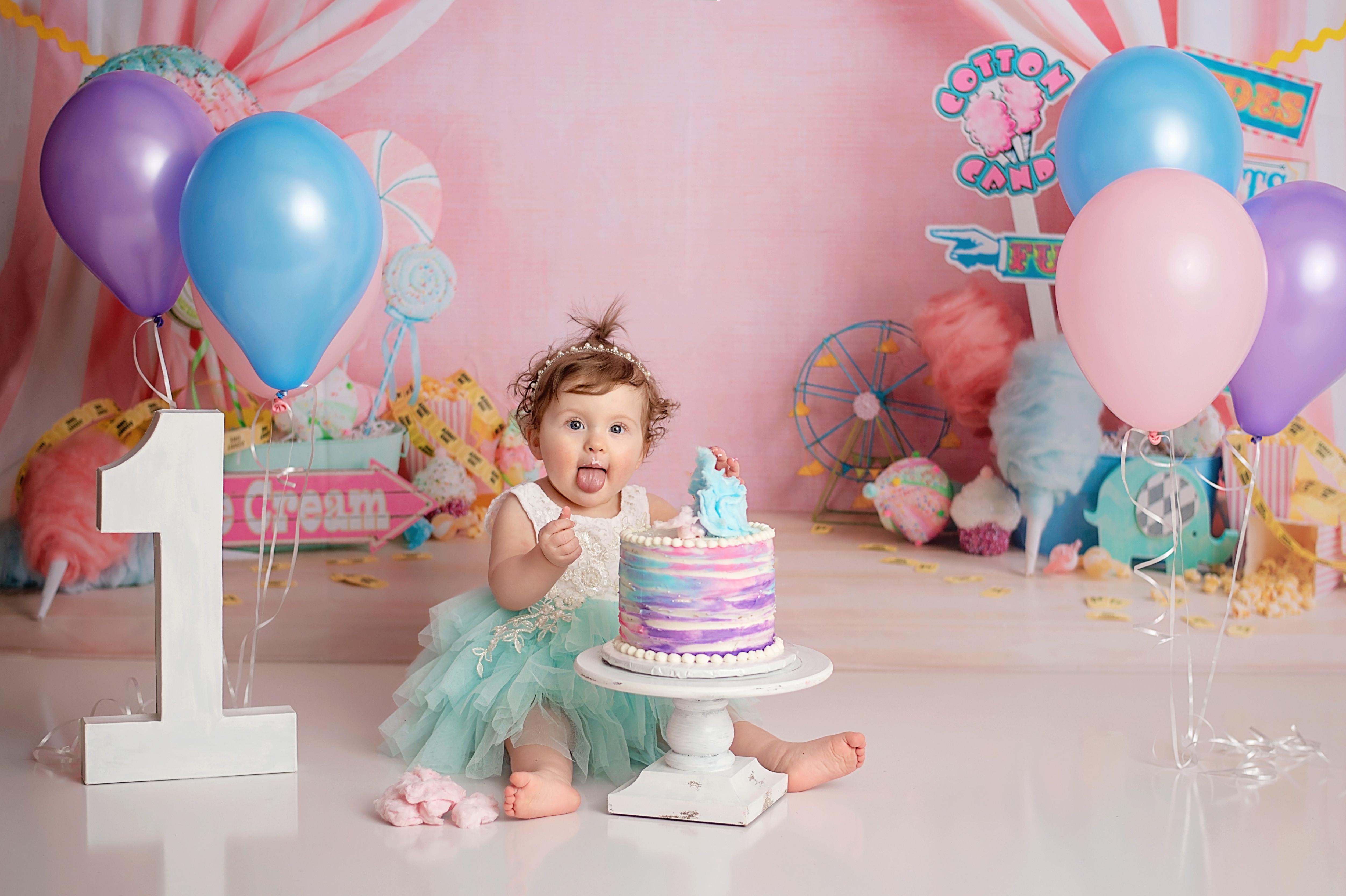 Cake Smash / Birthday Session