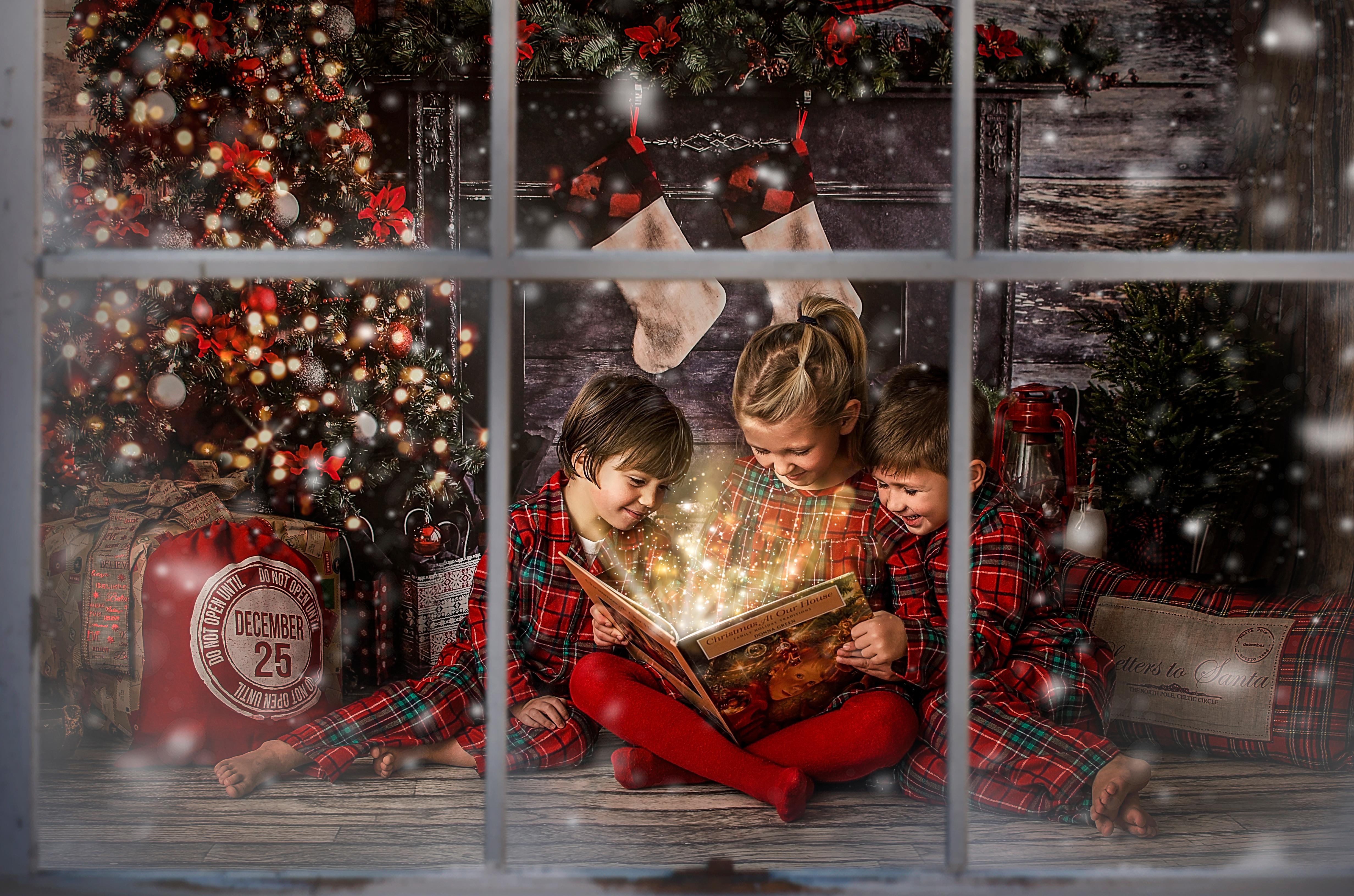 Christmas Magic Mini Session