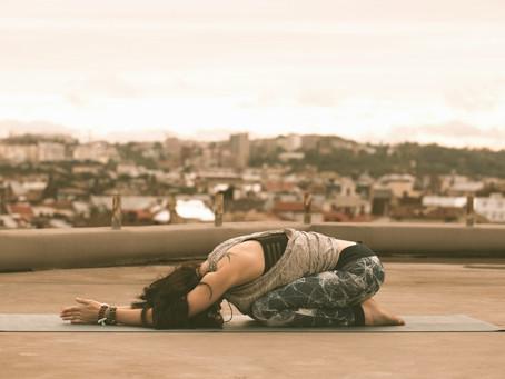 Yoga, septembre 2021, c'est reparti !