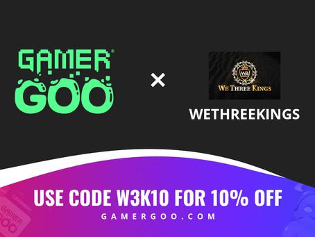 Pairing up with GamerGoo!