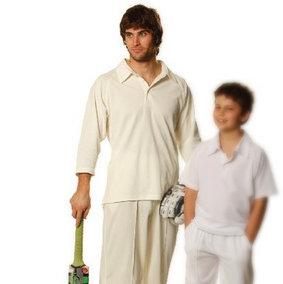 TrueDry 3/4 Sleeve Cricket Shirt WSPS29Q
