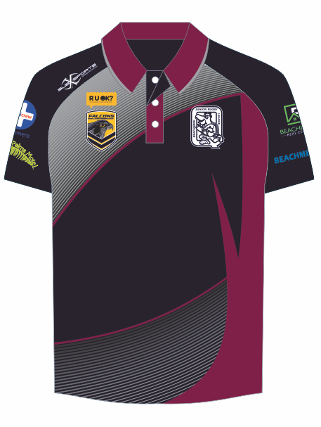 Beachmere JRL Polo Shirt