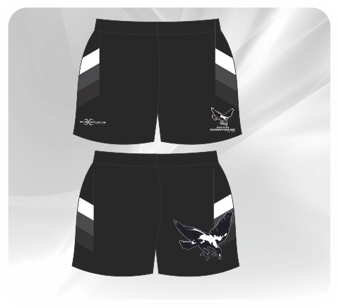Souths Sunnybank Coach/Training Shorts
