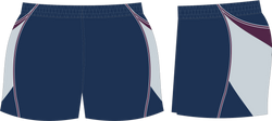 X303XSHT Maroon Navy Silver.png