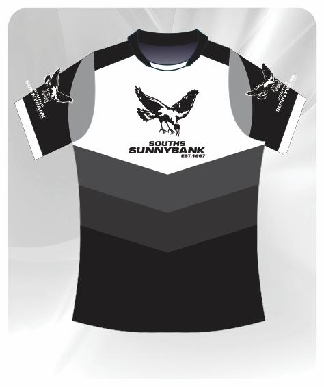 Souths Sunnybank Club Training Shirt