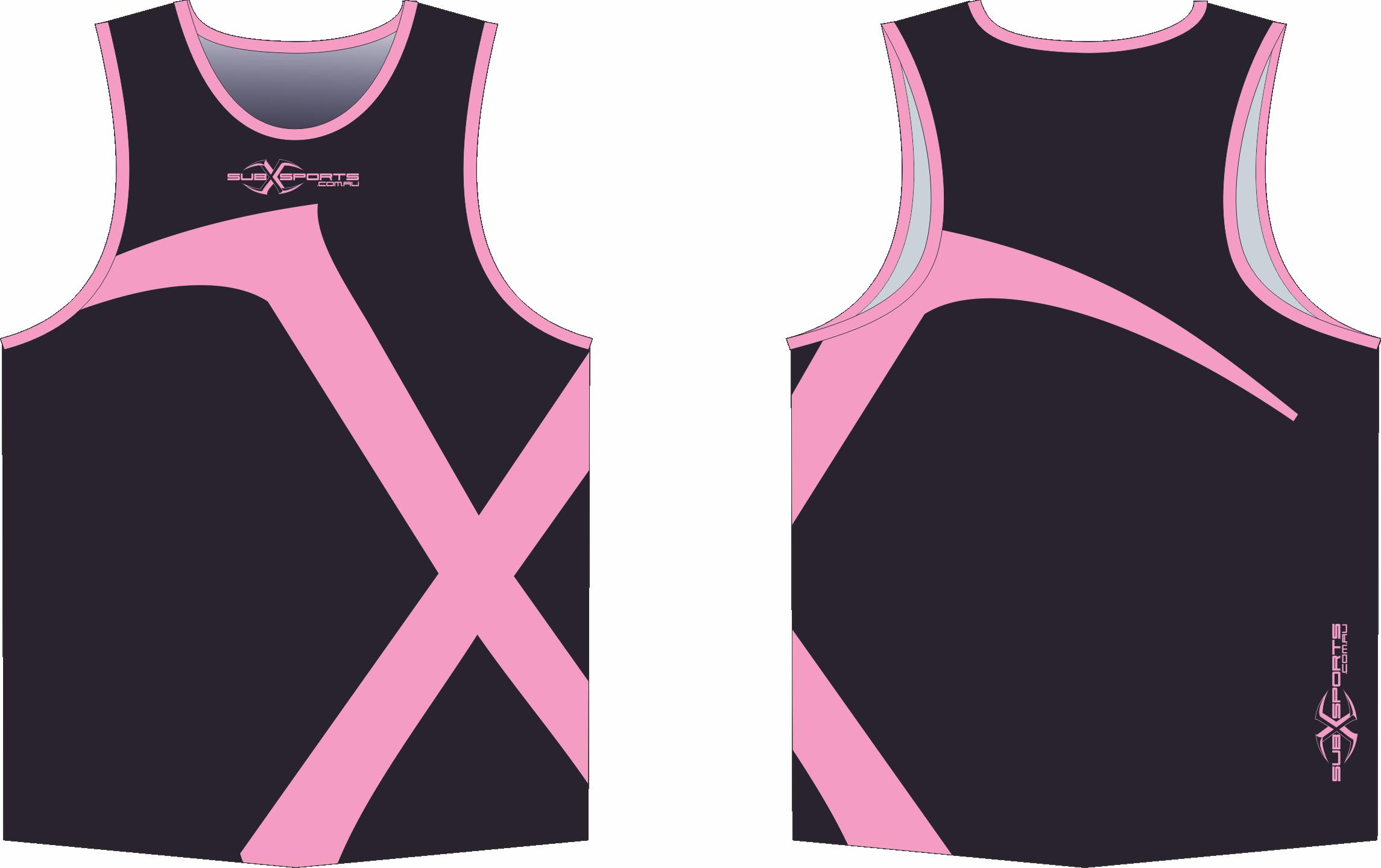 X301XS Black Pink Singlet.png