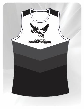 Souths Sunnybank Training Singlet