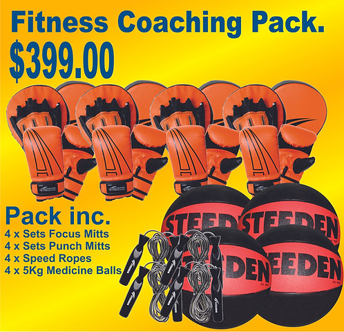 Fitness Coaching Pack