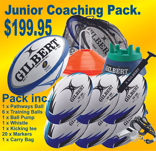 Gilbert Junior Coaching Pack