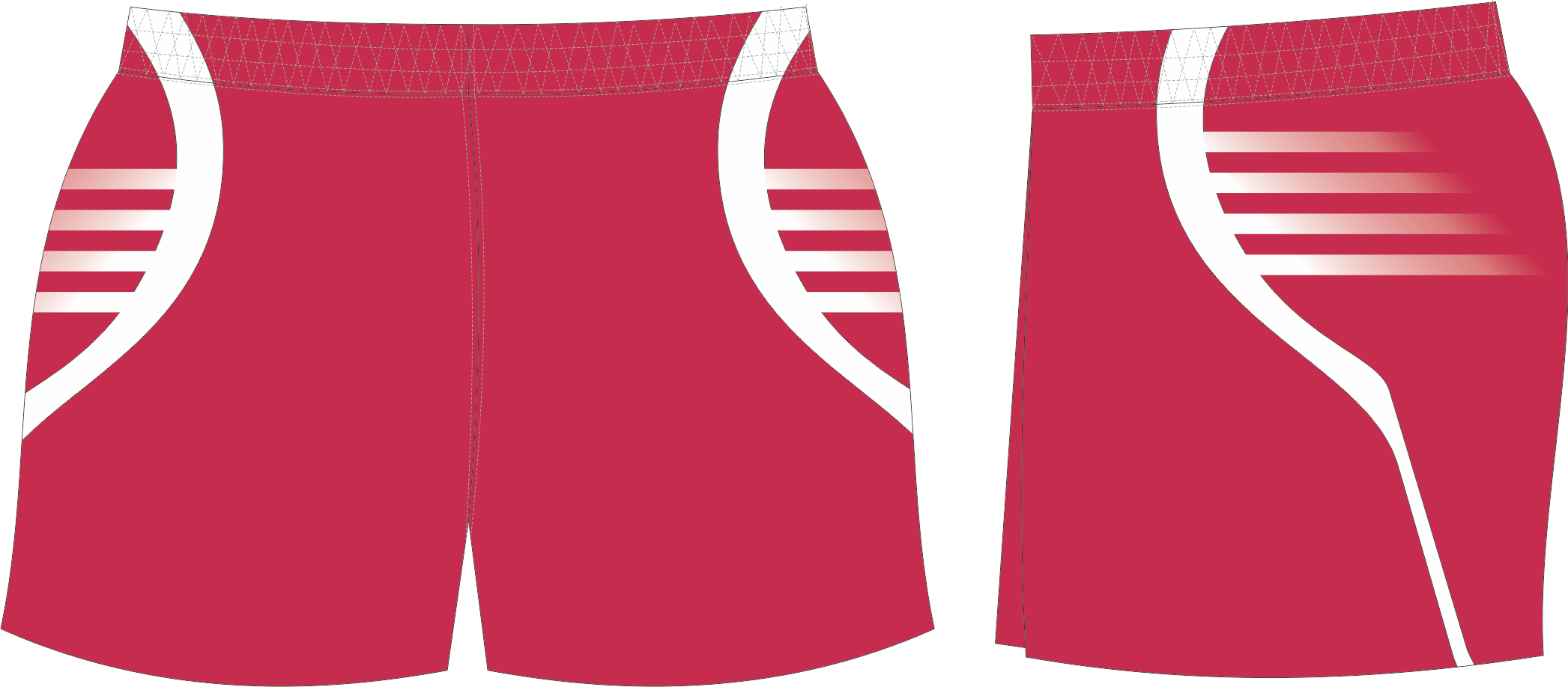 S201XSHT Red White club Shorts.png