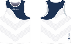 X304XS Singlet White Navy.png