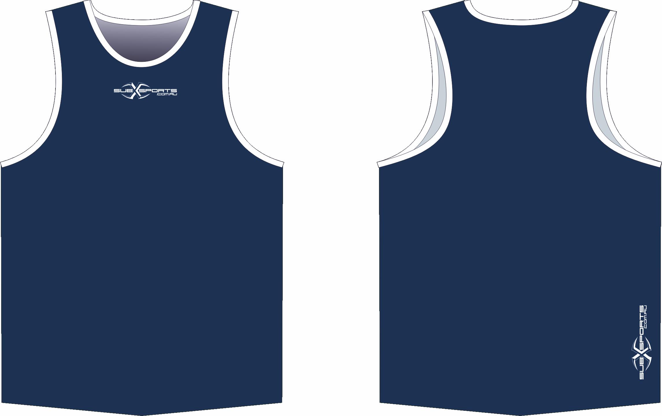 S206XS Singlet Navy White.png