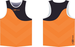 X304XS Singlet Orange Black.png