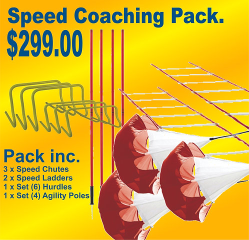 Speed Coaching Pack