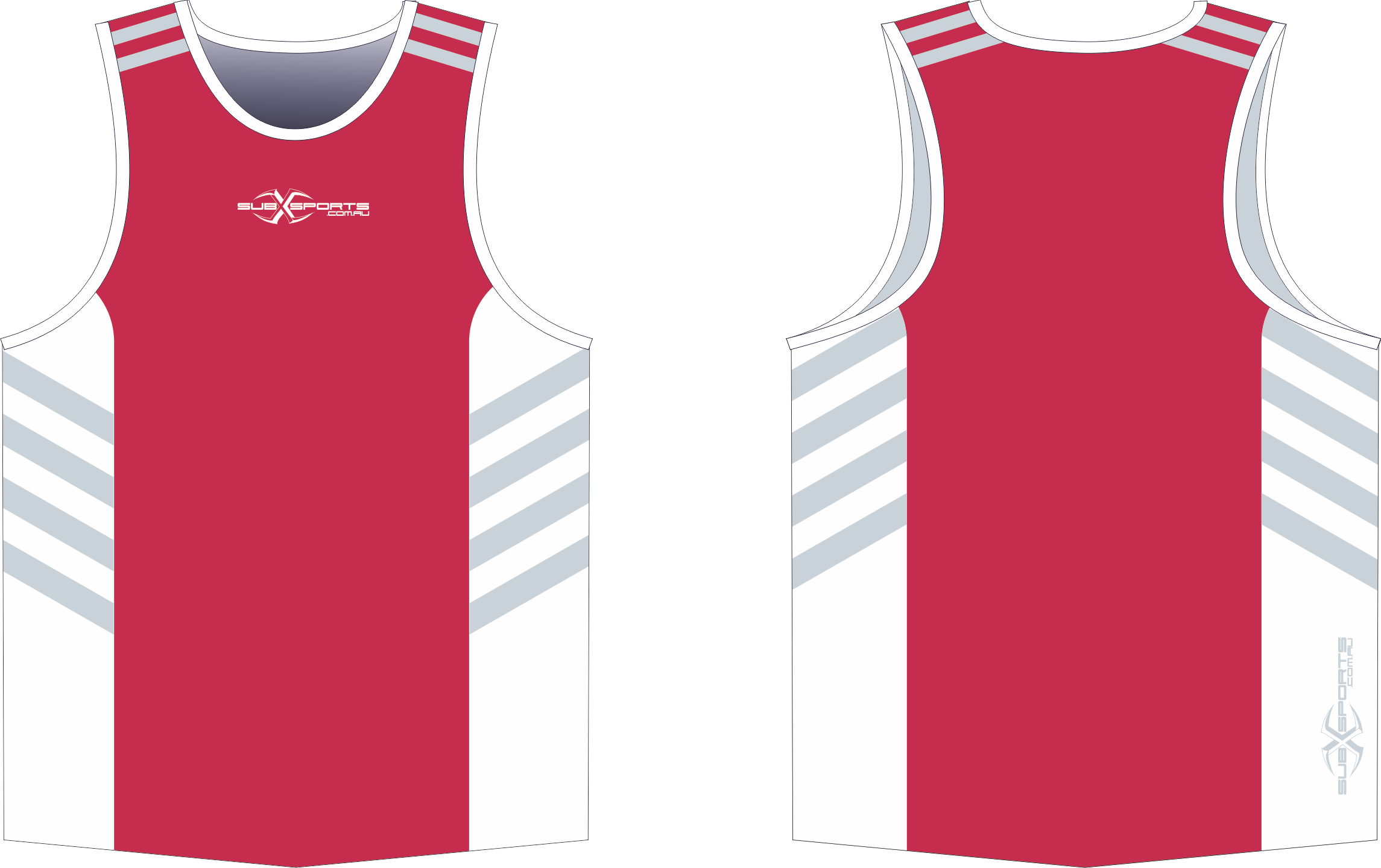 S204XS Singlet Red White Silver.png