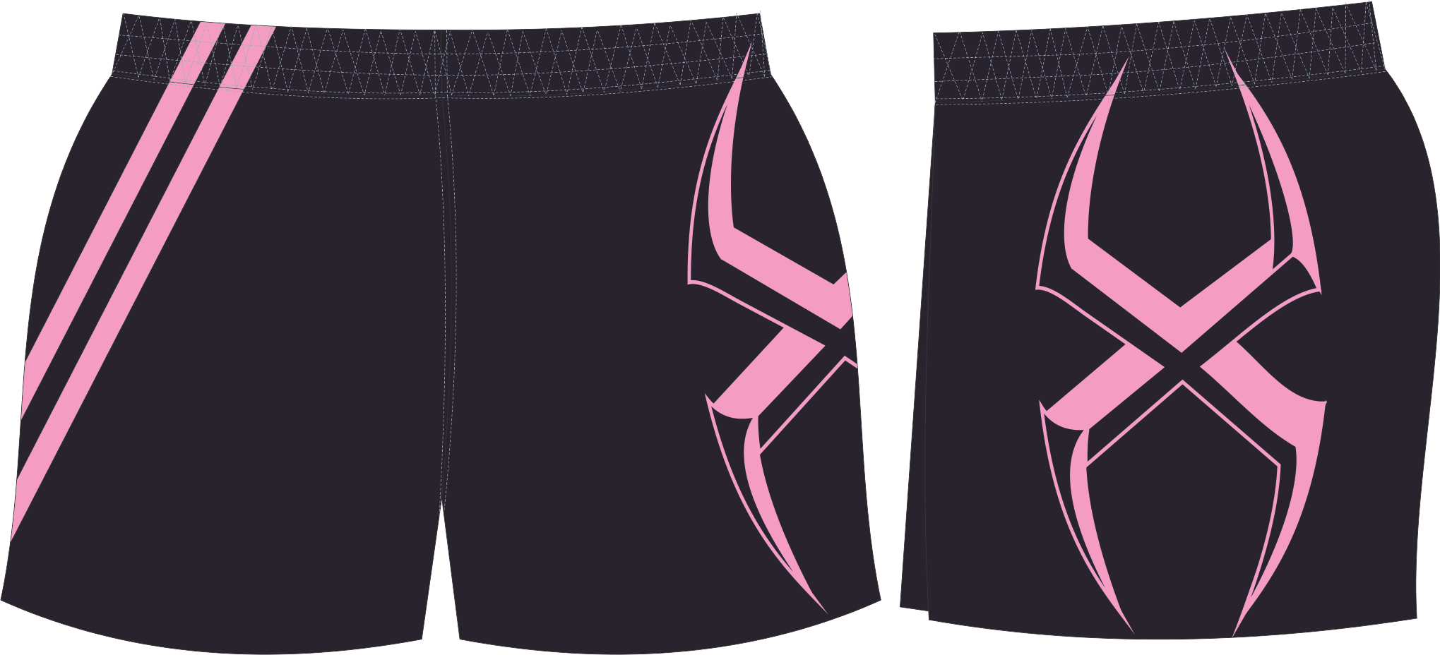 X301XST Black Pink Short.png