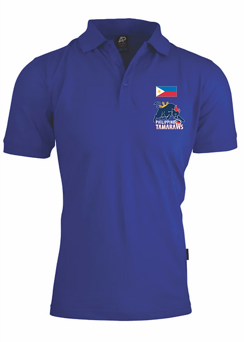 Philippines Rugby League Tamaraws Polo Shirt