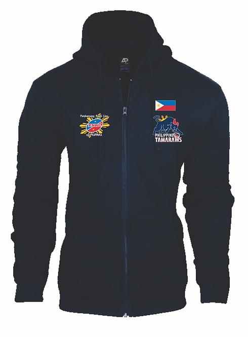 Philippines Rugby League Tamaraws Hooded Fleece