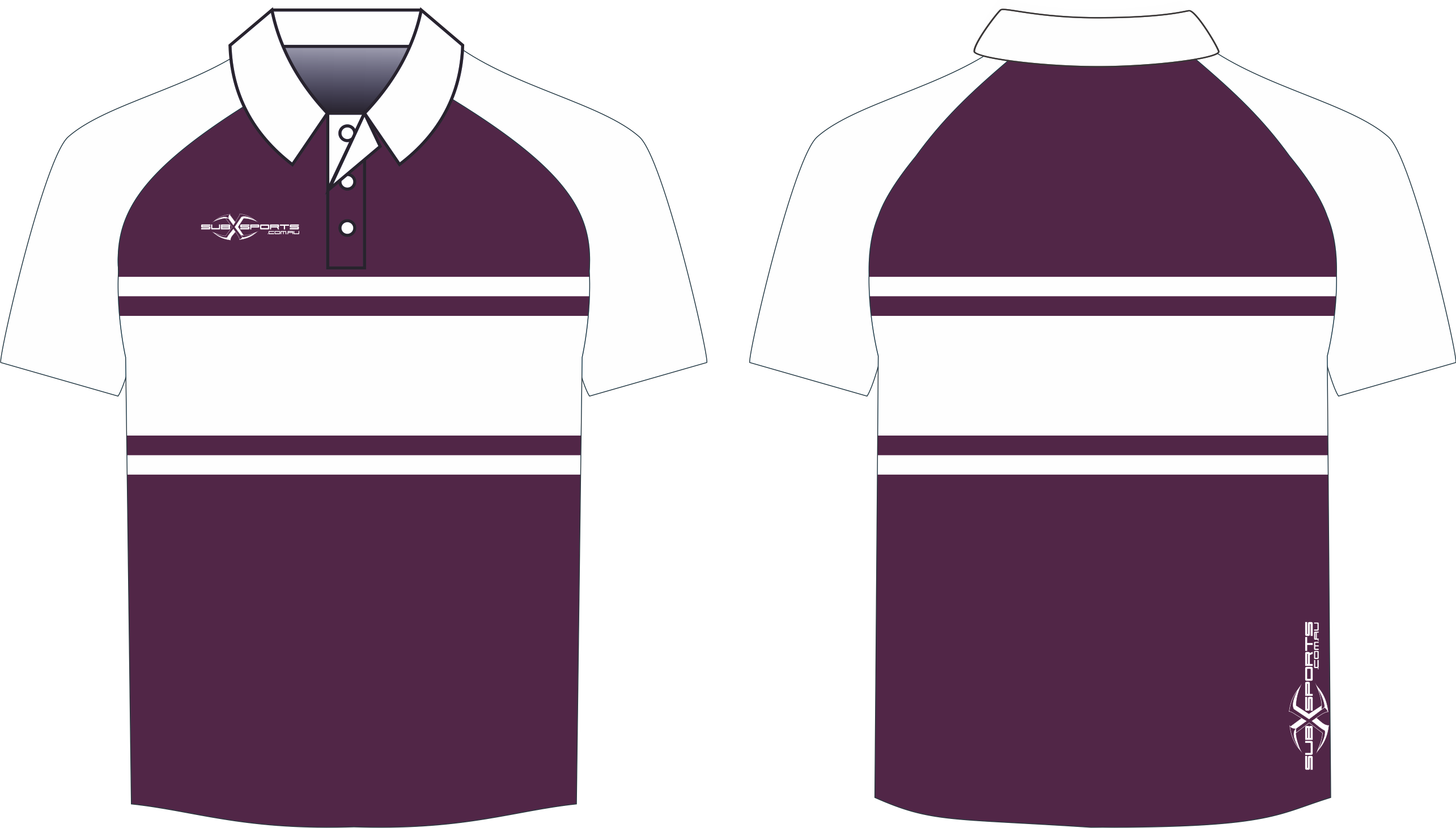 S203XP Maroon White.png