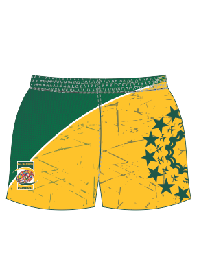 Cook Islands Touch Shorts