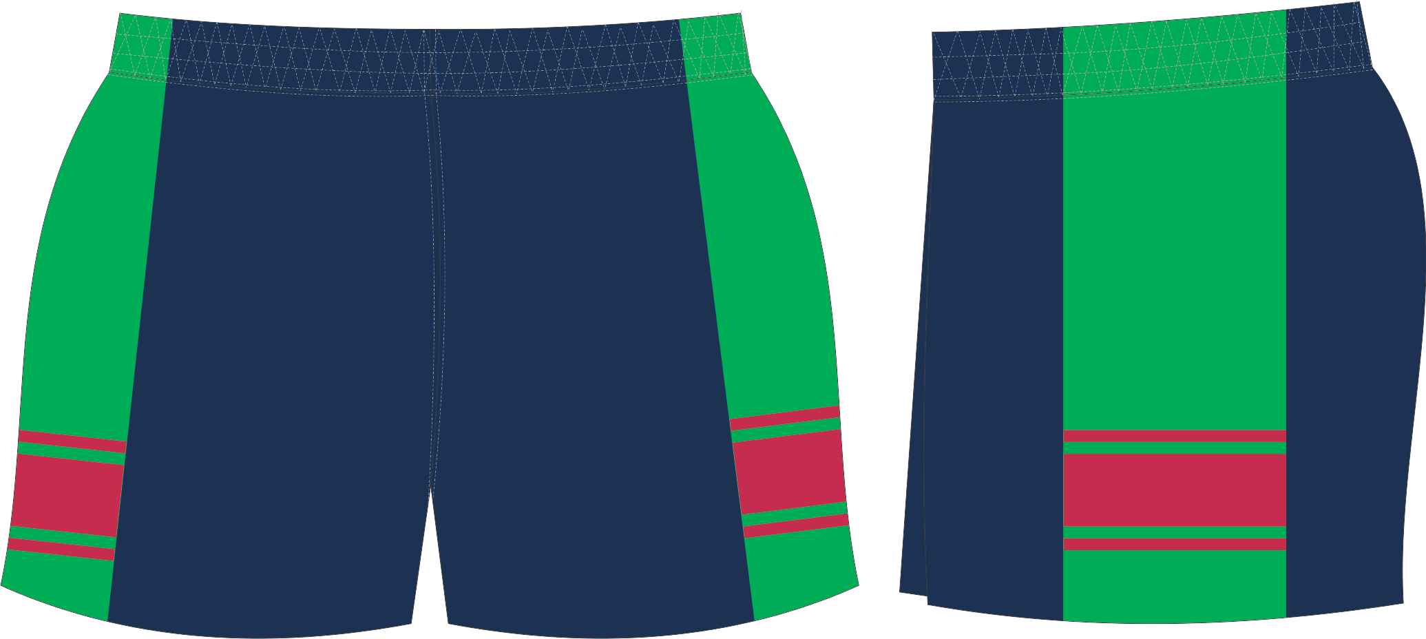 S203XSHT Green Navy Red.png