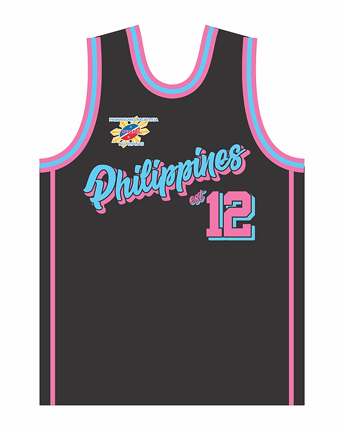 Philippines Rugby League Tamaraws Singlet