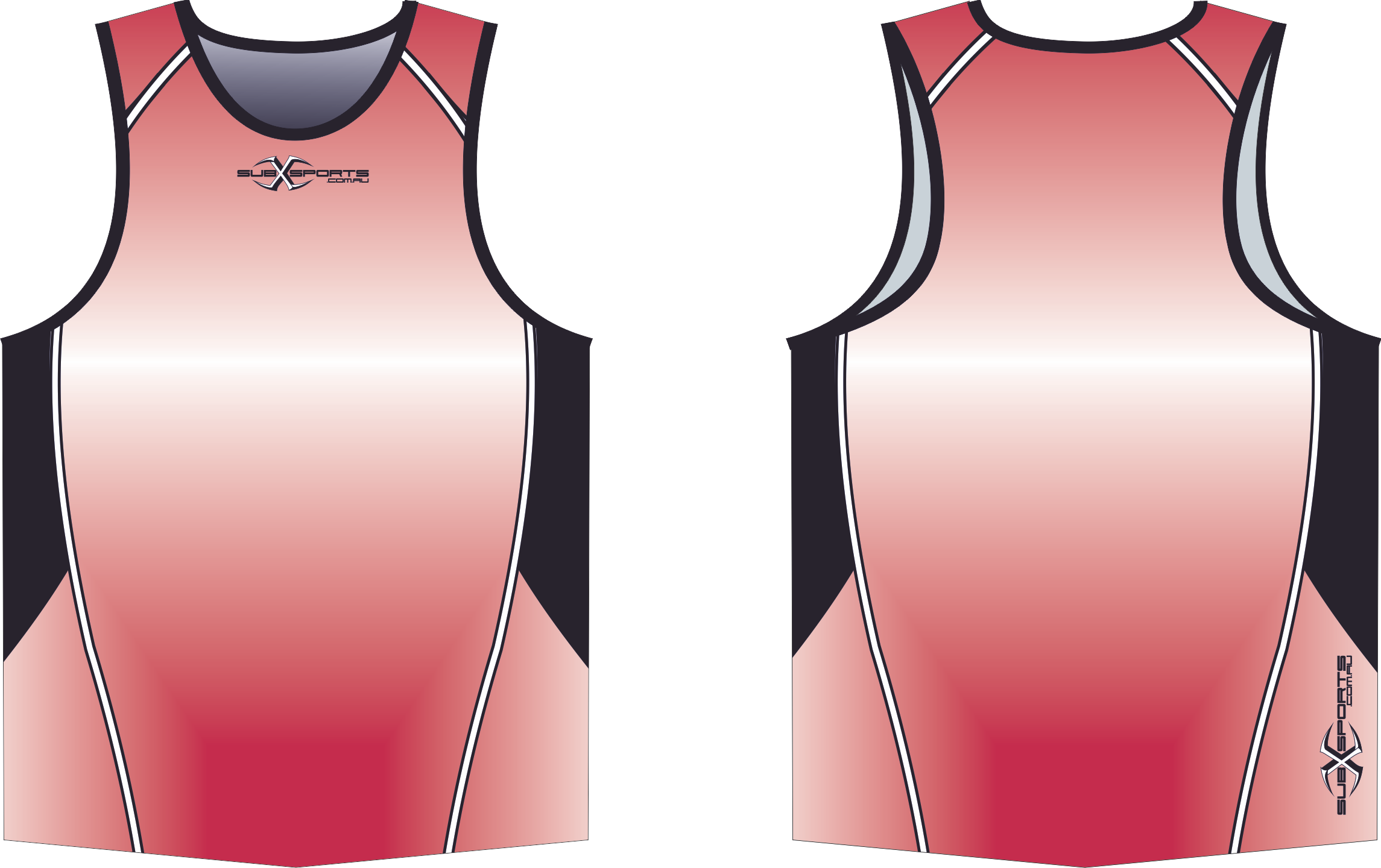 X303XS Singlet White Red Black.png