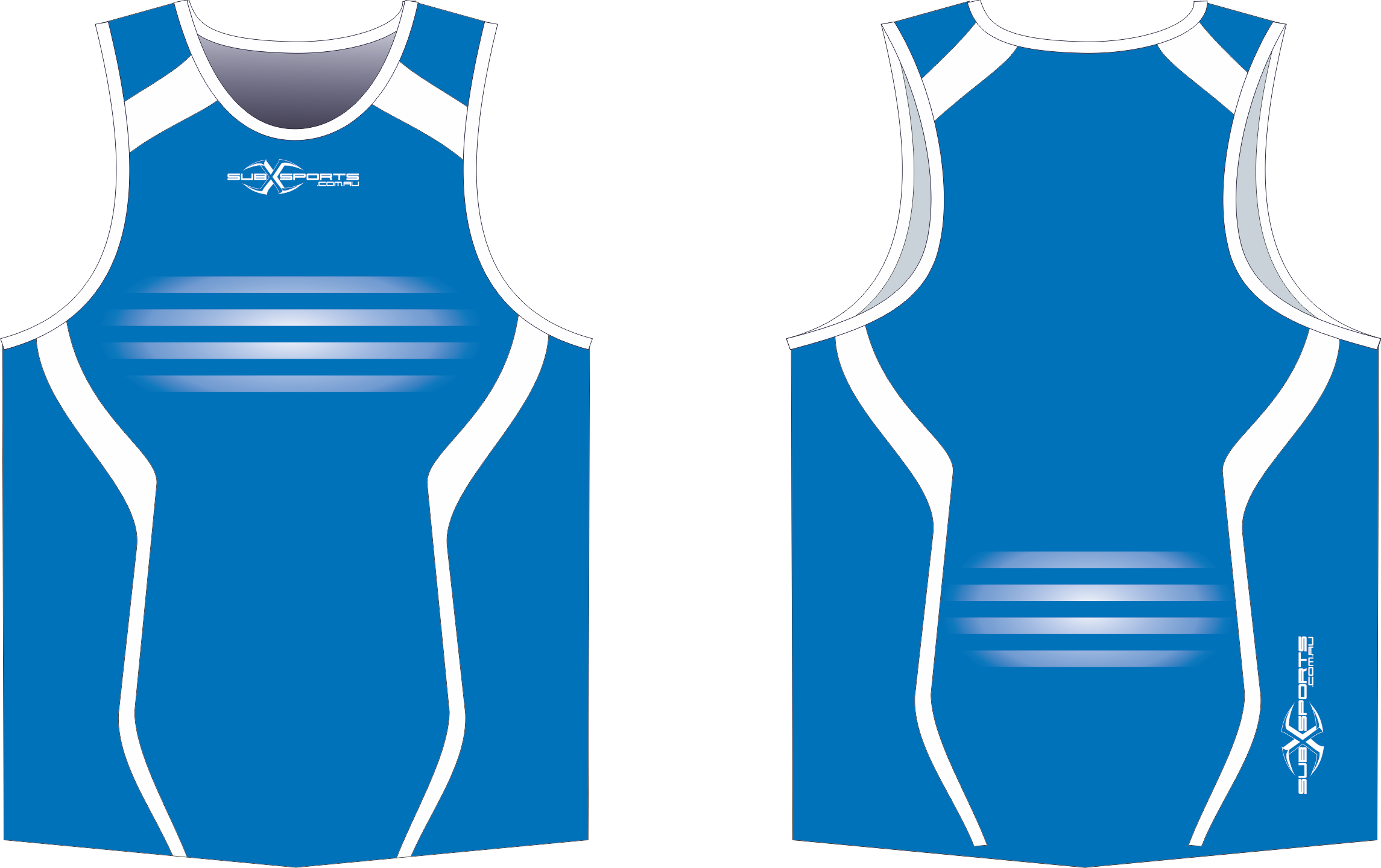 S201XS Royal White Sub Singlet.png
